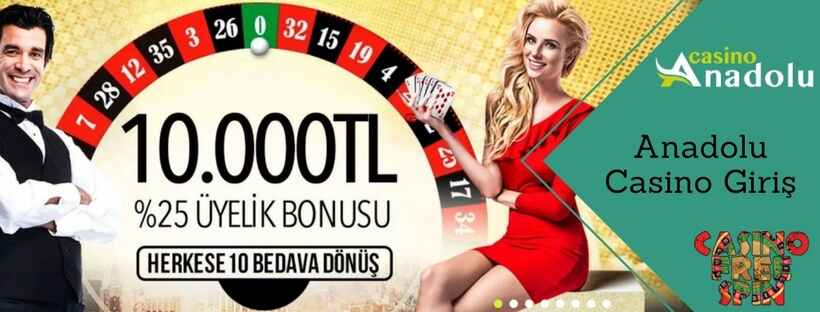 Anadolu Casino Giriş