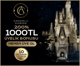 Anadolucasino Casino Bonusu
